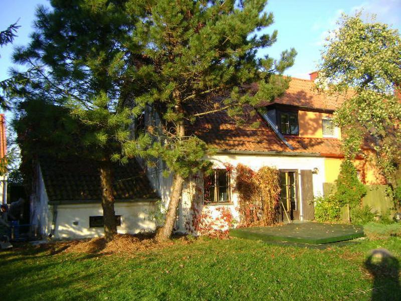 Mazury, domki nad jeziorem, domek Rybaka