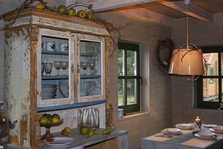 Domki nad jeziorem Święcajty, kuchnia