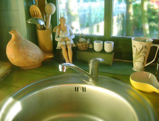 Mazurskie rękodzieło w kuchni domków jednorodzinnych, Kal