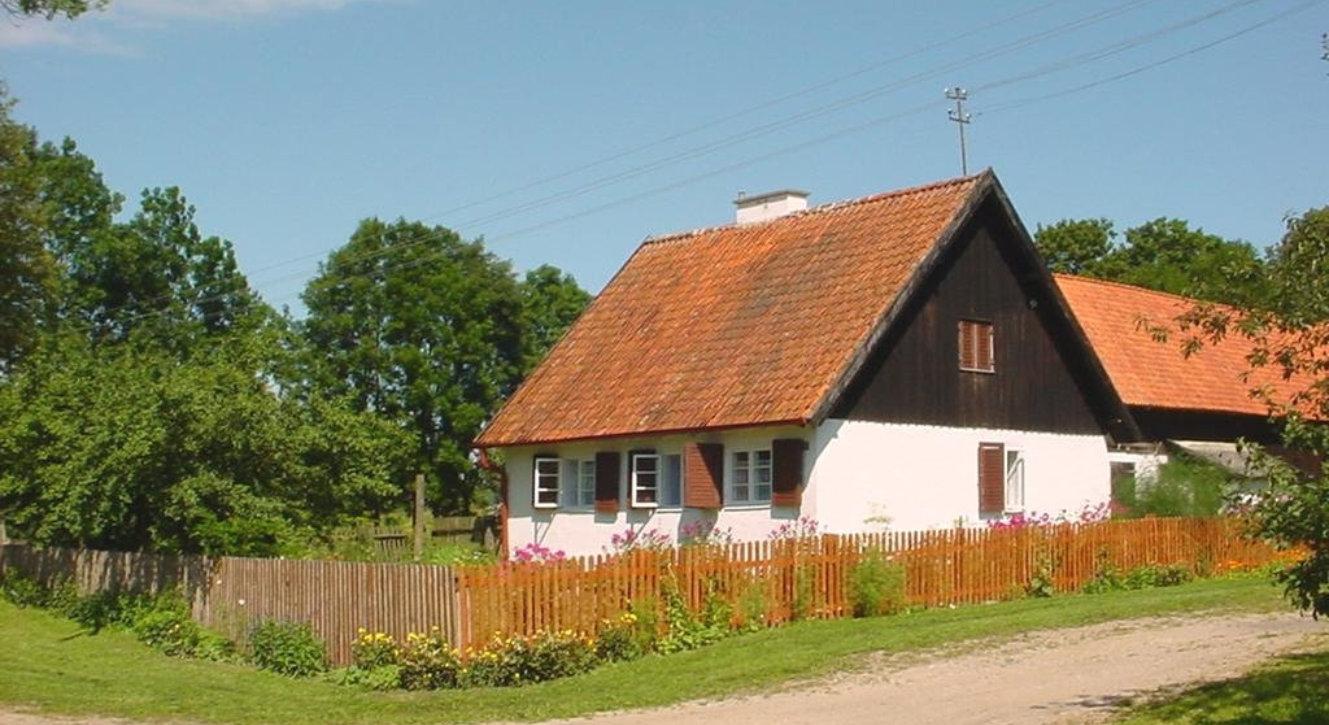 Mazurska architektura
